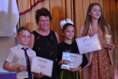 weston aerobic gymnastics awards night 2017